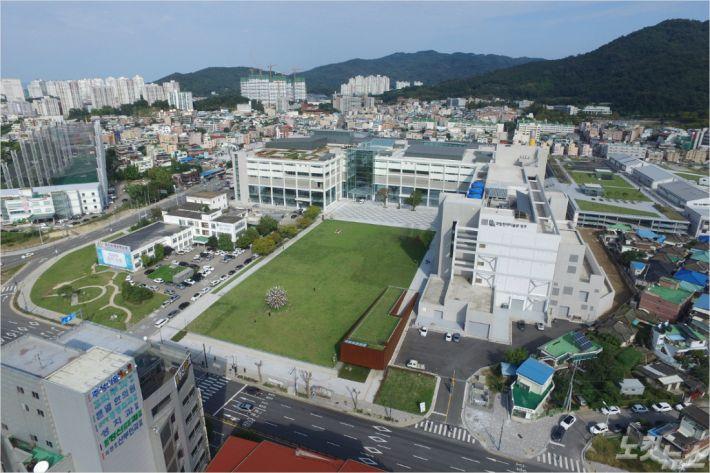 청주시 문화제조창 전경. (사진=청주시문화산업진흥재단 제공)