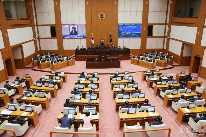 부산시의회.(자료사진)