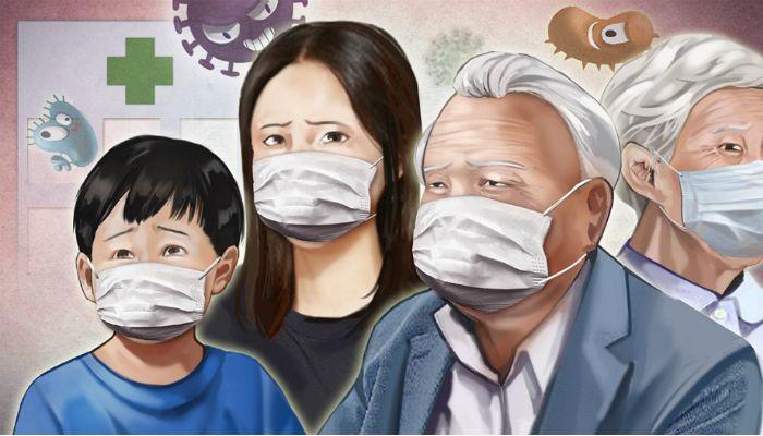 독감 한 달 새 2.5배 증가…7∼12세 환자 가장 많아