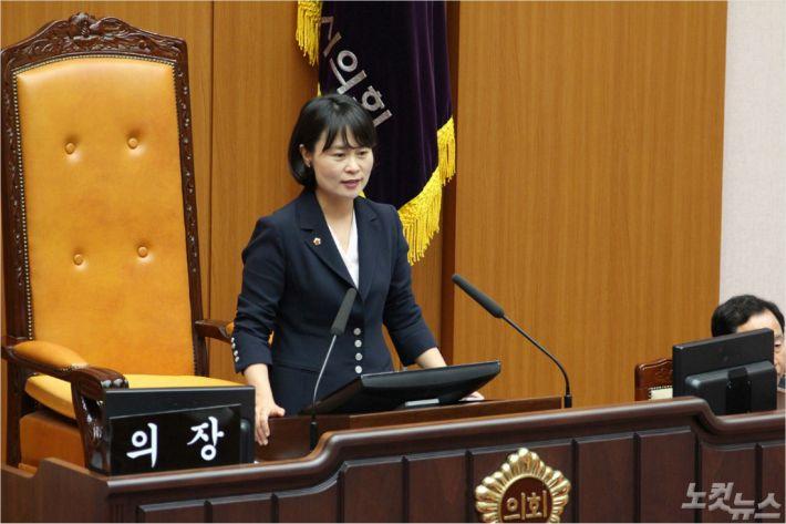 박인영 부산시의회 의장.(자료사진)