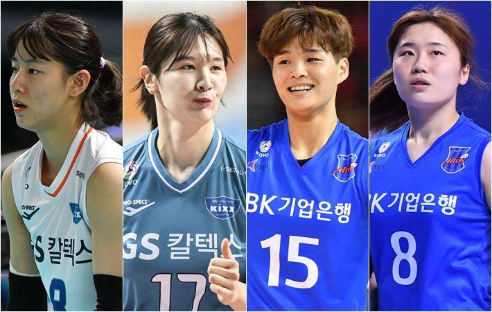 '박민지·김현정↔문지윤·김해빈' GS-IBK 트레이드 단행