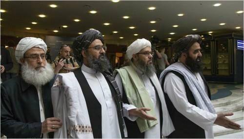 탈레반, 미국에 임시 휴전 제안…아프간 평화협상 탄력 받나