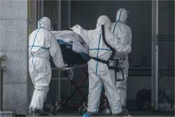 의료진 14명, 우한폐렴 환자로부터 '집단 감염' 당했다