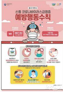중국 춘절 관광객 유입 '우한 폐렴' 비상…경남도 방역 대응체계 가동