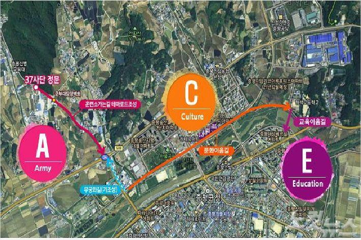 충북도, 7개 지역균형발전 기반 사업 334억 원 투입