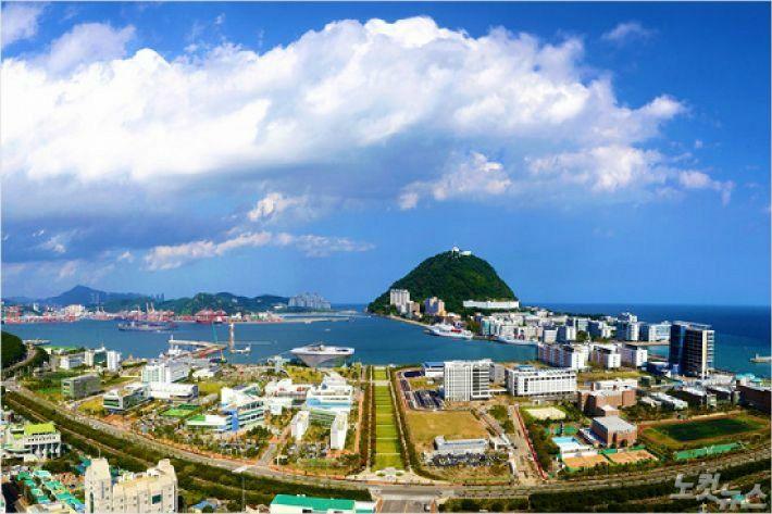 한국해양대학교. (자료사진)