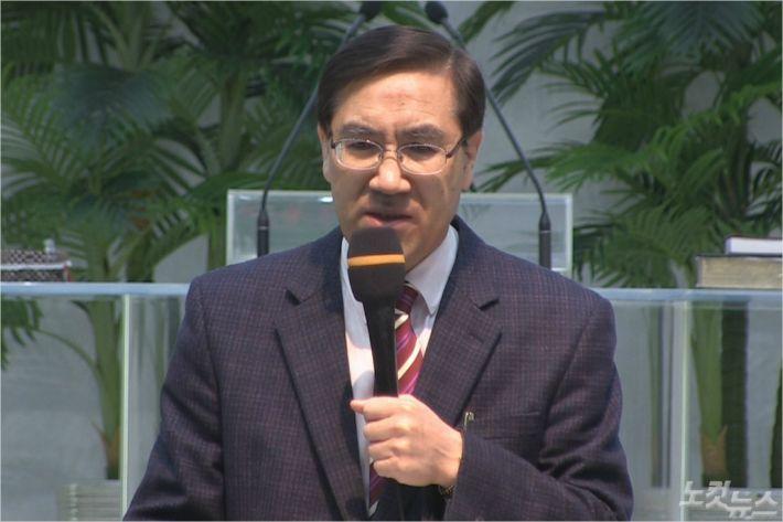 2020 부활절연합예배 준비위원장을 맡은 동산교회 오정무 목사.