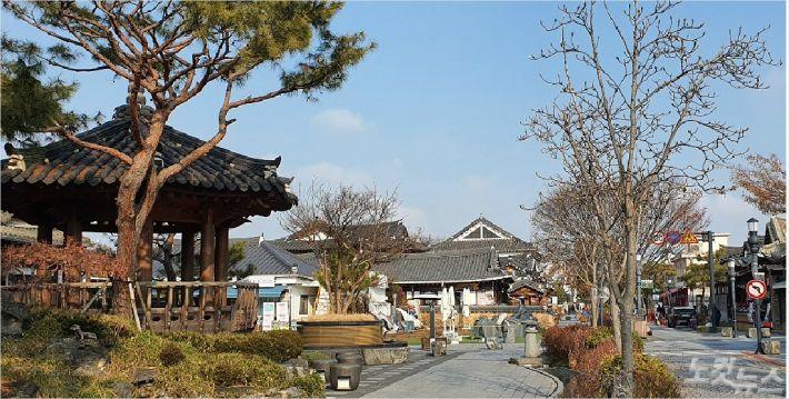 전주한옥마을(사진=도상진 기자/자료사진)