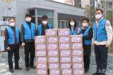 코로나19 기독교봉사단, 코로나19 피해자들에게 구호물품 2000개 전달