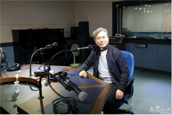 부산심포니오케스트라 오충근 예술감독 (사진=부산CBS)