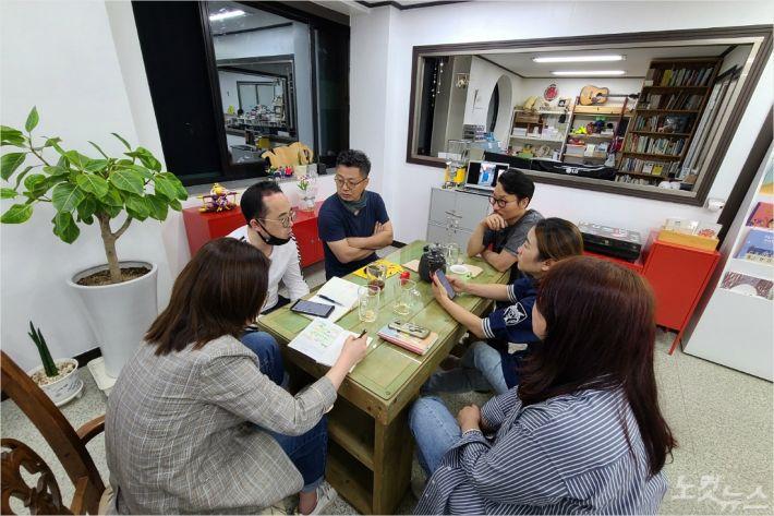 강릉독립출판서점 깨북(사진=안상현대표 제공)