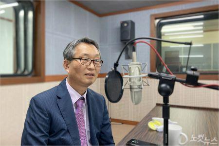 한국보훈선교단 최철재 속초지회장(사진=강원영동CBS)