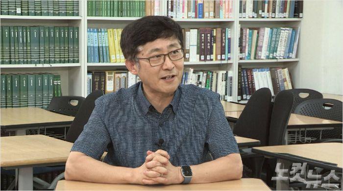 기독연구원 '느헤미야' 김근주 교수 (이정우 카메라 기자)