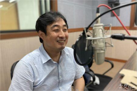 이을협동조합 김기홍대표(사진=강원영동CBS)