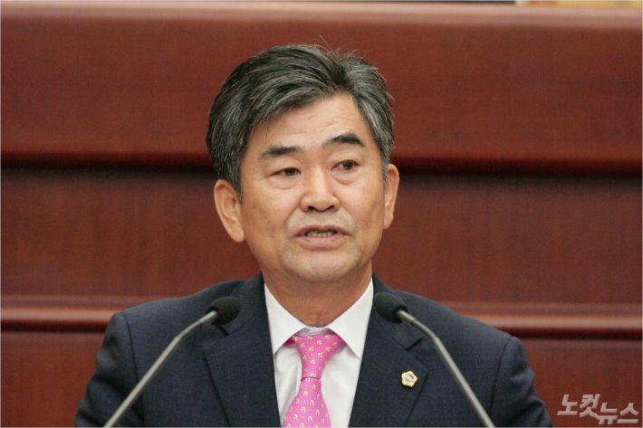 전북도의회 김철수 의원 자료사진(사진=전북도의회)