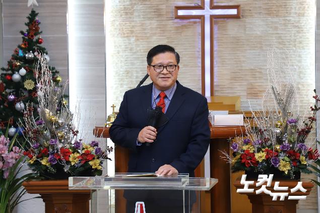 김은수 신임회장이 인사말을 전하고 있다 (사진=자료사진)