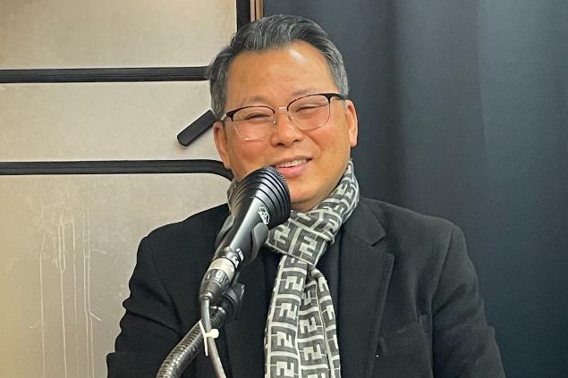 은퇴 후 고향 제주에서 문학 활동하는 문희주 목사
