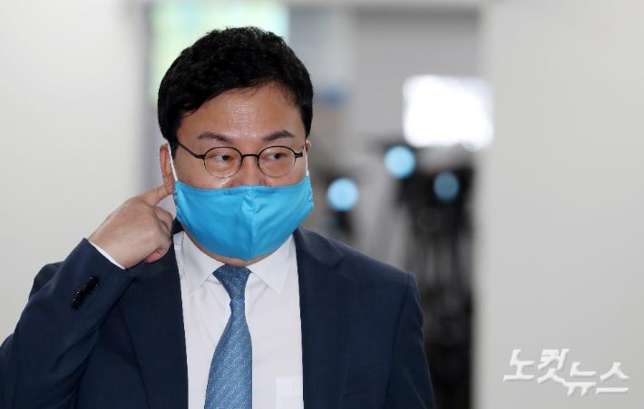 무소속 이상직 의원. 윤창원 기자