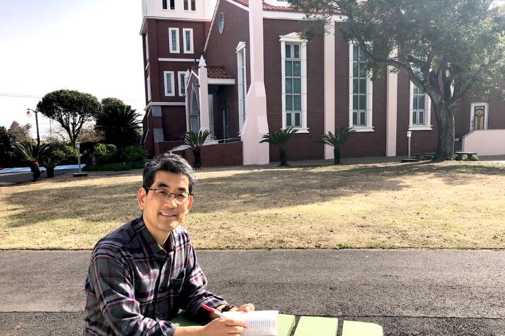조수교회 주성학 목사