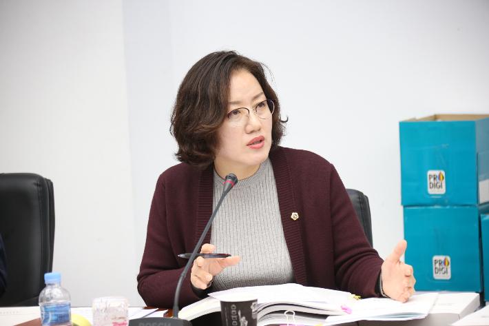 최영심 전북도의원(정의당 비례) 전북도의회