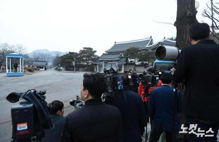 검찰, 청와대 압수수색…우병우 '정조준'