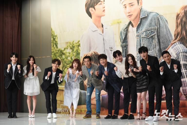KBS2 예능 드라마, 최고의 한방