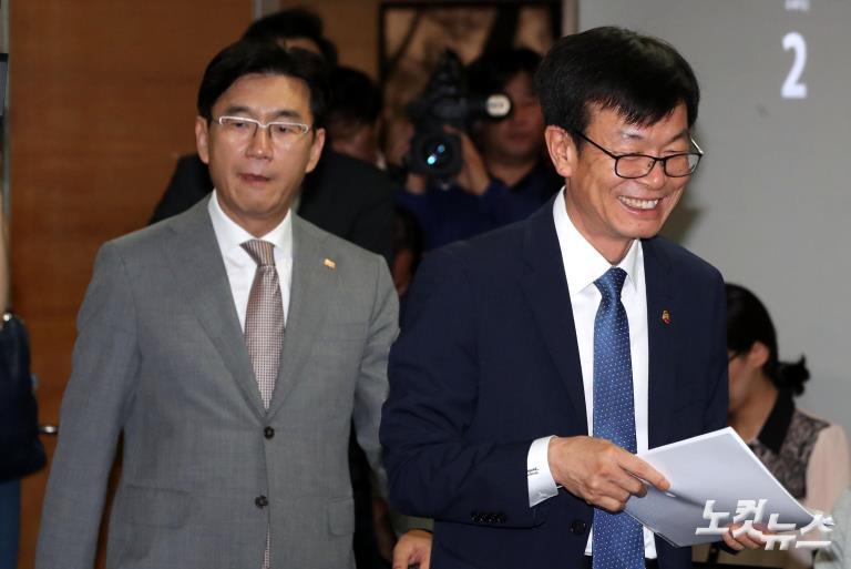 공정거래위원회-한국프랜차이즈산업협회 간담회
