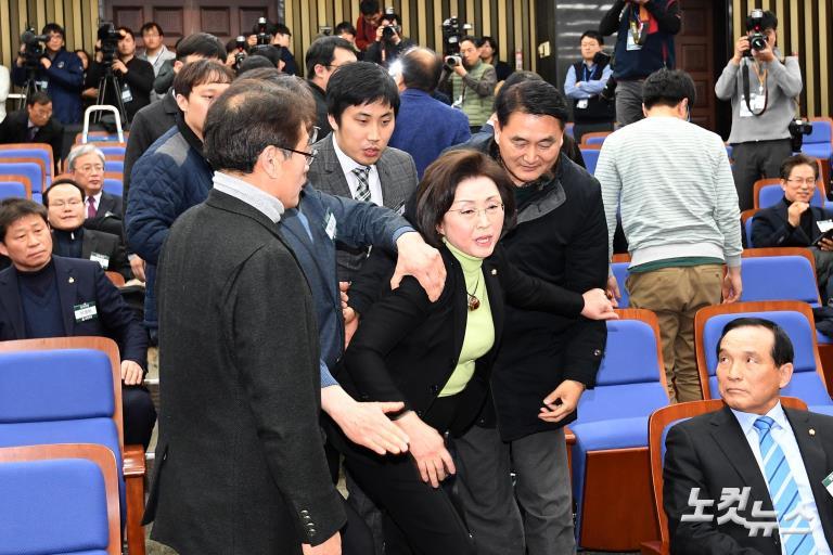 국민의당 당무위원회