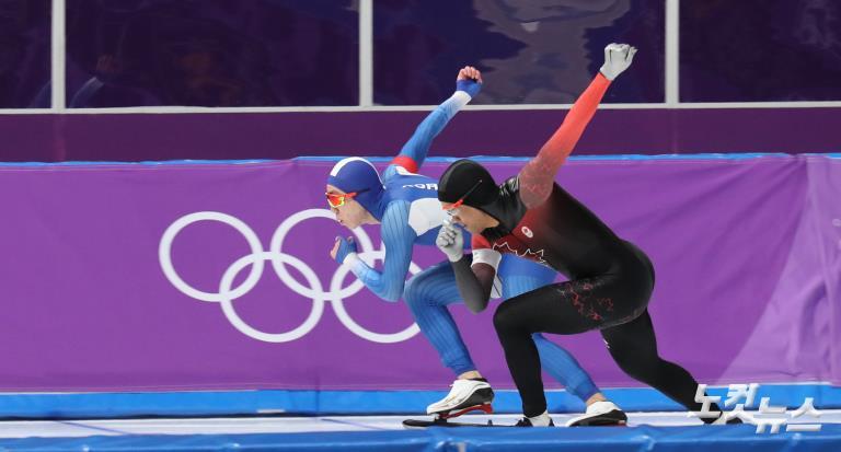 차민규, 스피드스케이팅 남자 500m 은메달