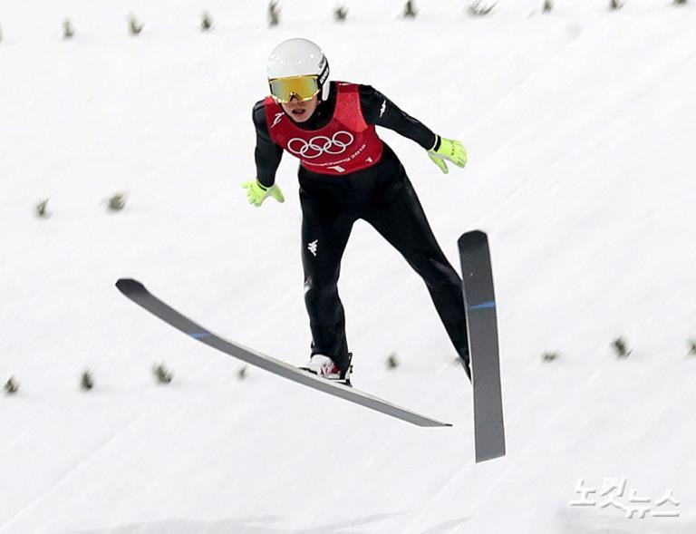 한국 남자 스키점프 단체전
