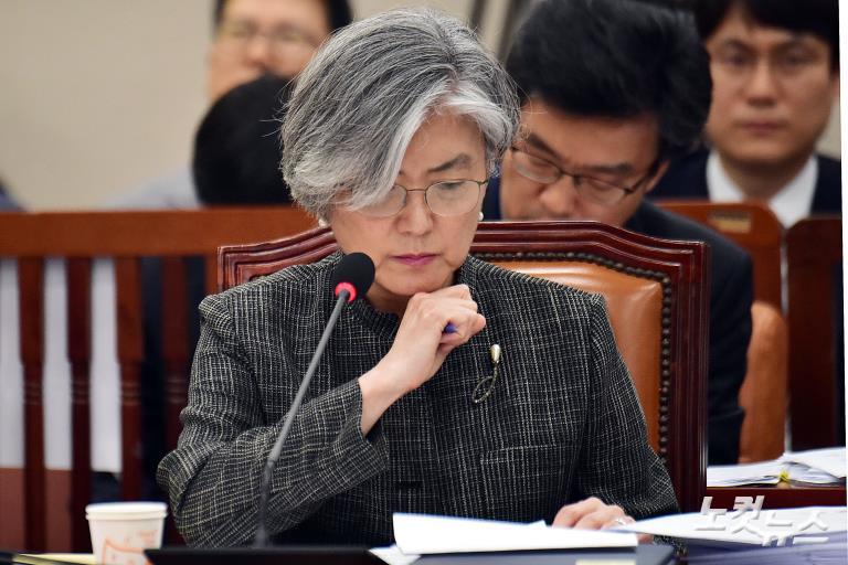 국회 외교통일위원회 전체회의