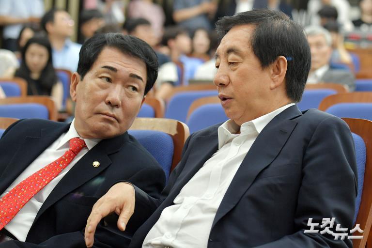 자유한국당 이주영 국회부의장 후보 선출