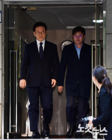 '공직선거법 위반 혐의' 이재명 경기지사 압수수색