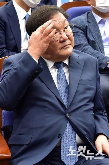 더불어민주당 정책 의원총회