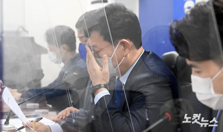 광주 건설현장 붕괴사고 대책 당정협의