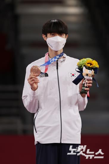 태권도 장준, 값진 동메달