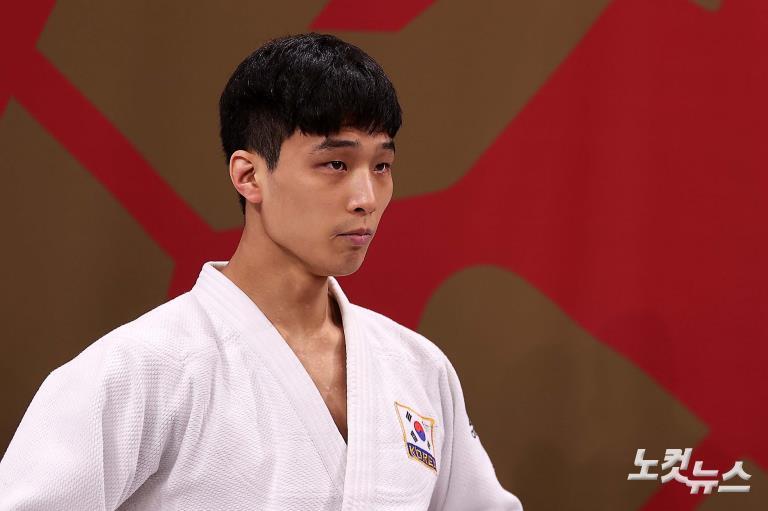 유도 안바울, 금메달까지 2승 남았다