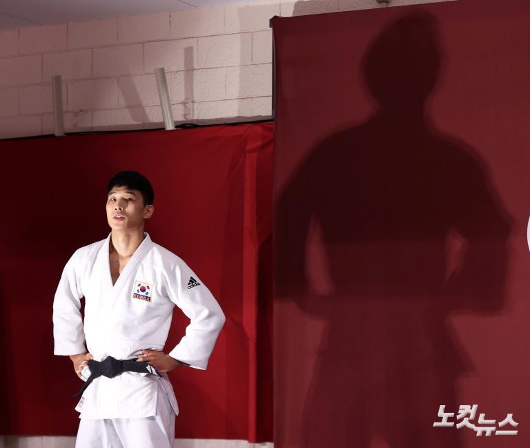 유도 안바울, 메달 획득 실패