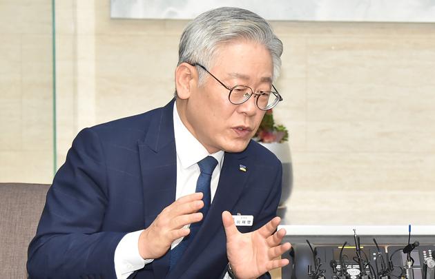 """이재명 """"지지율 하락은 채찍…원인은 부동산"""""""