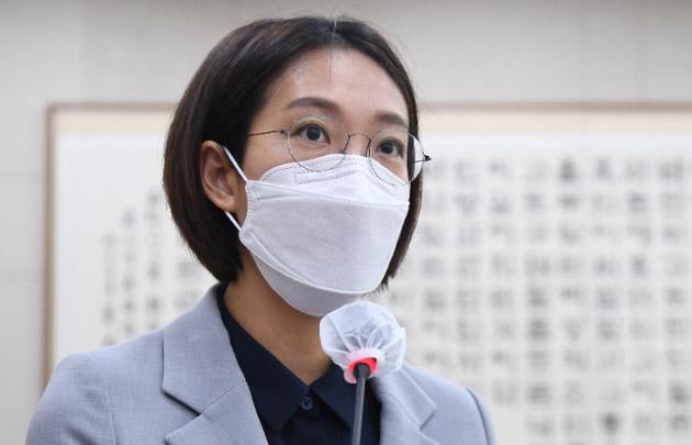 """장혜영 """"성추행 고통…일상 돌아가려 공개했다"""""""