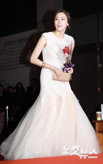 이다희,'순백의 드레스로 청순미 강조'