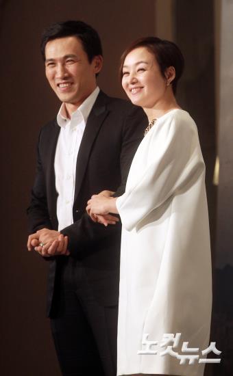 유오성-배종옥,'부부 같지만 극중에서는..'