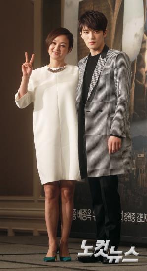 배종옥-김재중,'우리는 엄마와 아들'