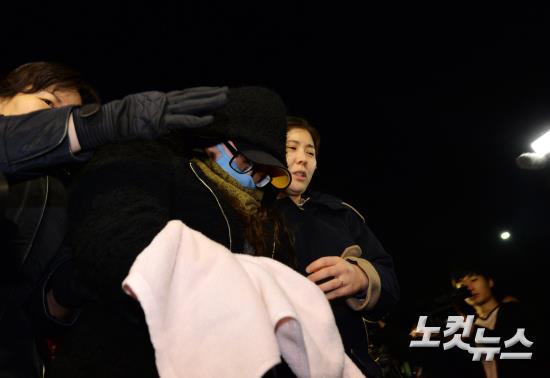 인천 K 어린이집 교사 체포 현장