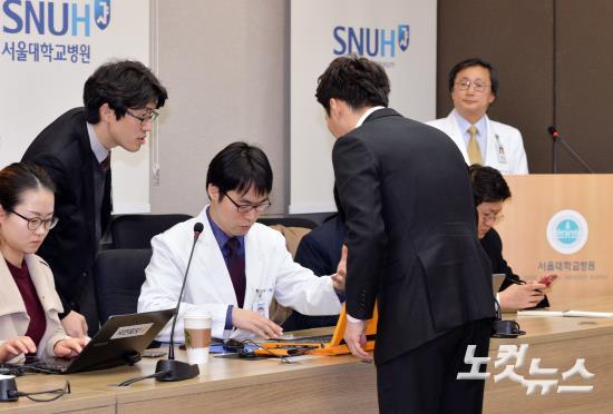 이완구 총리 후보자 아들 병역 공개 검증