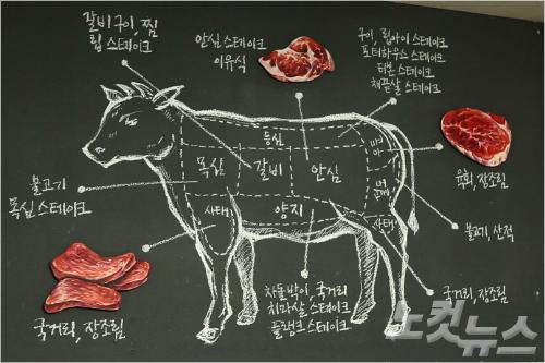 '가성비 최강' 미대 출신 식육아티스트의 예술 한우집