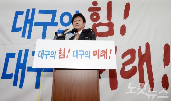 유승민 새누리 복당 신청…탈당 27일 만