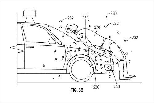 구글 '끈끈이' 특허 취득…무엇에 쓰는 물건인고?
