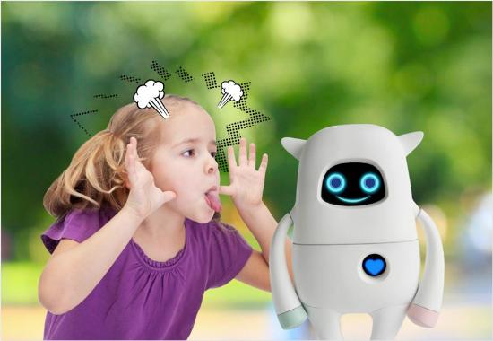 """[스타트업iN]""""인공지능 뮤지오, 사람의 감정을 이해하는 로봇"""""""