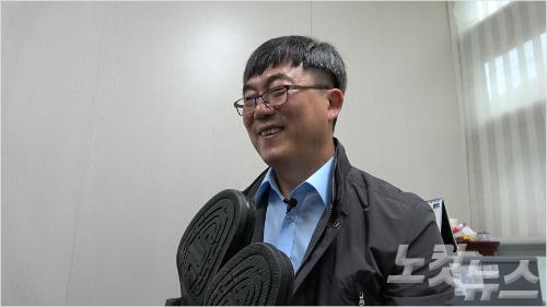 """[노컷V] '문재인 구두' 유석영 대표 """"참 좋은 언덕 CBS"""""""